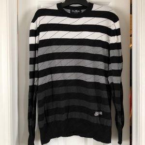 Men's ombré sweater